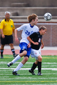 LHS JV Mens Soccer 22-Aug-09 -33