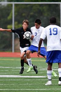 LHS JV Mens Soccer 22-Aug-09 -18