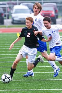 LHS JV Mens Soccer 22-Aug-09 -5