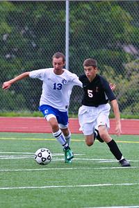 LHS JV Mens Soccer 22-Aug-09 -2
