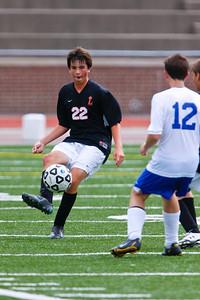 LHS JV Mens Soccer 22-Aug-09 -27