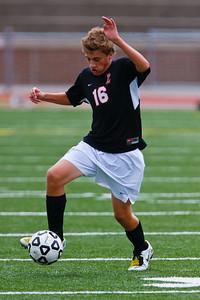 LHS JV Mens Soccer 22-Aug-09 -23