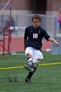 LHS JV Mens Soccer 22-Aug-09 -15