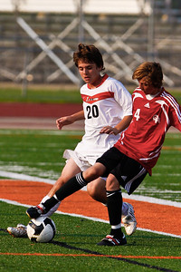 LHS Men's JV Soccer Aug 27 Game -40