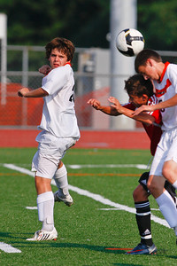 LHS Men's JV Soccer Aug 27 Game -3