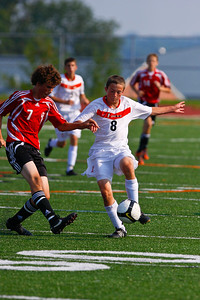 LHS Men's JV Soccer Aug 27 Game -7