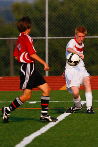 LHS Men's JV Soccer Aug 27 Game -43