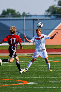 LHS Men's JV Soccer Aug 27 Game -29