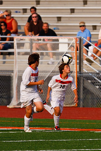 LHS Men's JV Soccer Aug 27 Game -39