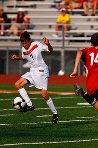 LHS Men's JV Soccer Aug 27 Game -33