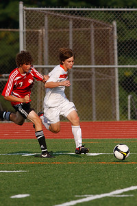 LHS Men's JV Soccer Aug 27 Game -34