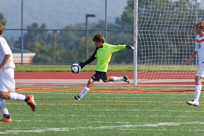 LHS Men's JV Soccer Aug 27 Game -4
