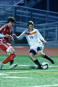 LHS Men's JV Soccer Oct 14 Game -21