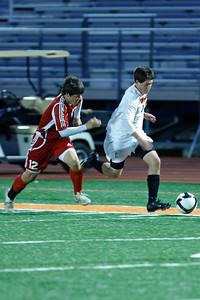 LHS Men's JV Soccer Oct 14 Game -16