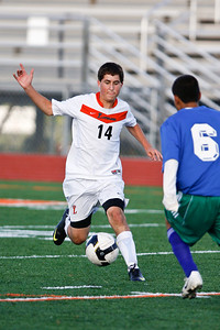 LHS Men's JV Soccer Sep 30 Game-254