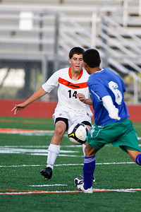 LHS Men's JV Soccer Sep 30 Game-255