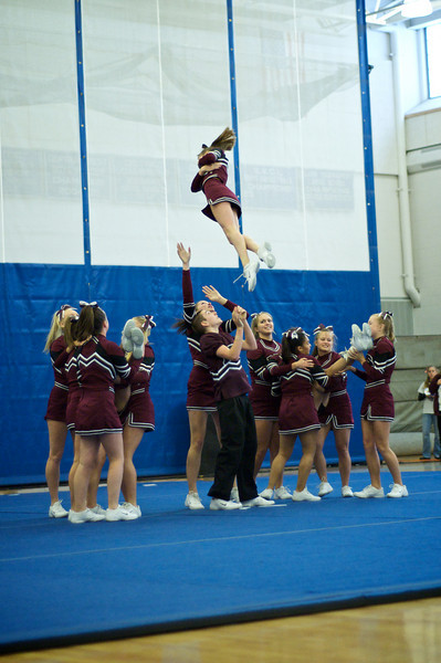 LHS Cheerleading 2009