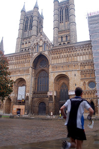 The Cathedral West Front