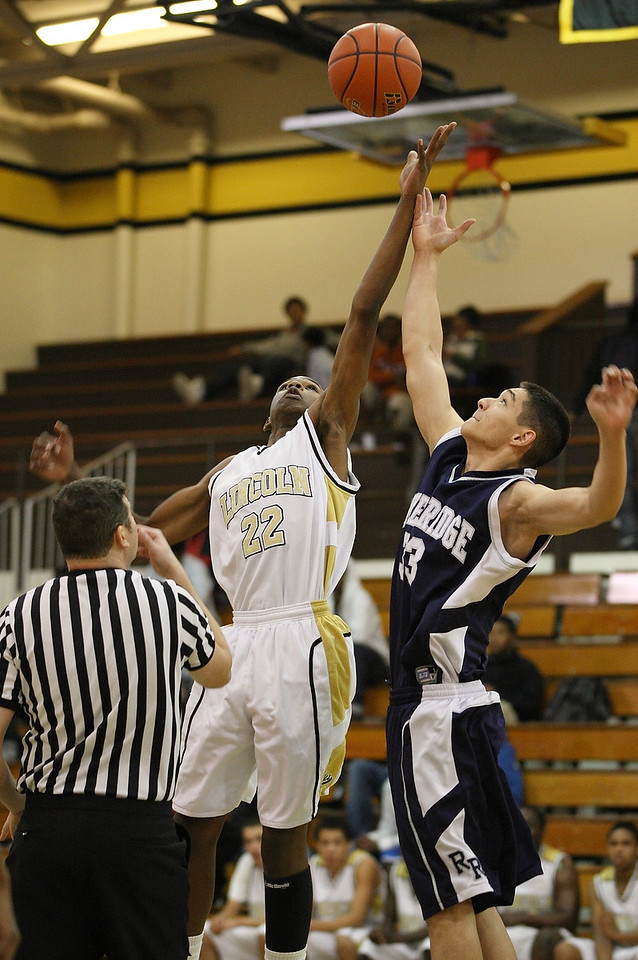 LINCOLN V. RIVER RIDGE 12/6/11