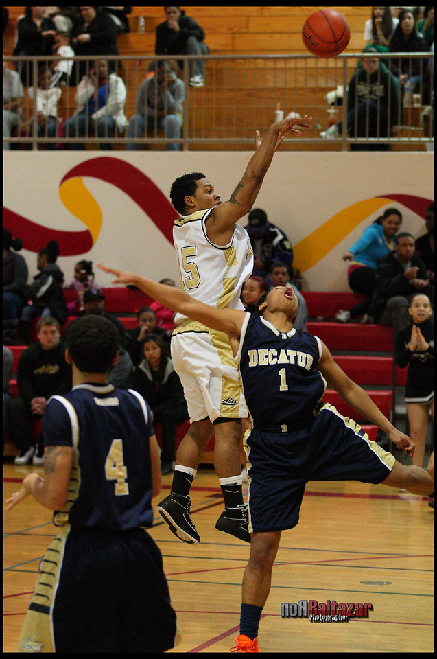 LINCOLN  v. DECATUR 2/20/12