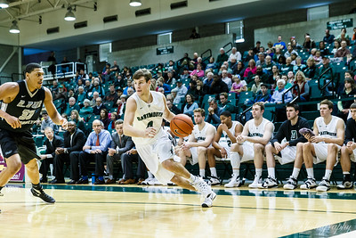 LIU vs Dartmouth Men's Basketball