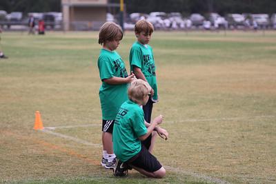 LJ 7 on 7 Football - April 30. 2011 Won 20-0