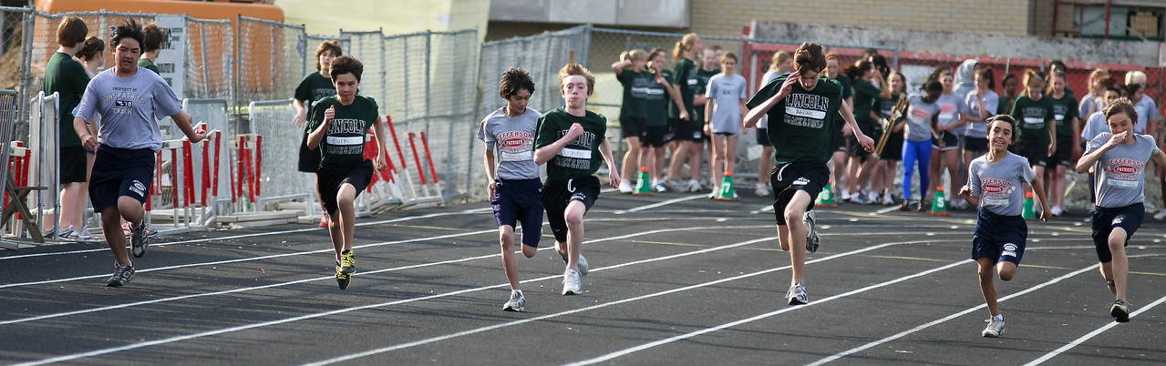 Track Meet 04/13/10