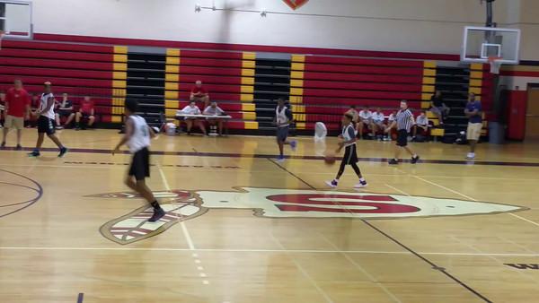 20160707 LJHS Basketball - Summer League