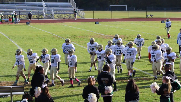 20151024 LJHS Football
