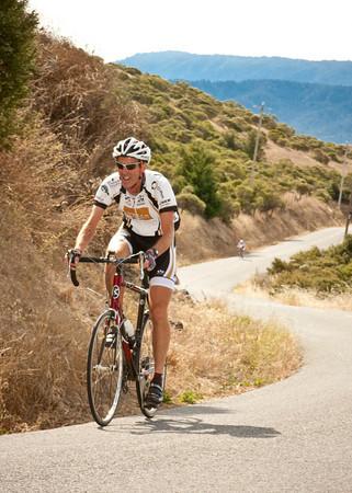 Low-Key Hill Climb: Portola Alpine