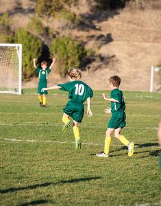 LMYA Soccer Team - Timbers