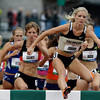 US Track Trials Athletics.Jsfsaf.jpg Emma Coburn leads the way during the women's 3,000m steeplechase qualifying round at the U.S. Olympic Track and Field Trials Monday, June 25, 2012, in Eugene, Ore. (AP Photo/Eric Gay)