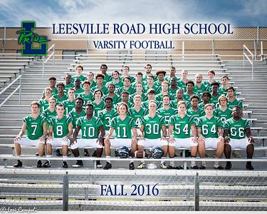 LRHS FB Seniors 2016