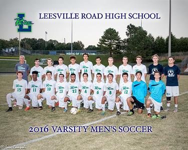 LRHS Men's Soccer vs WF 101916