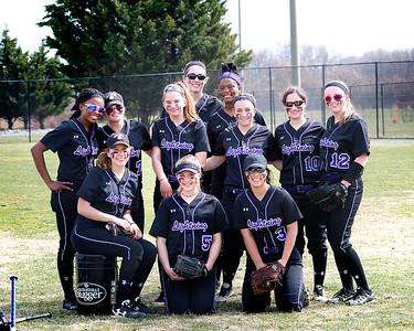 LRHS Varsity Softball 2017