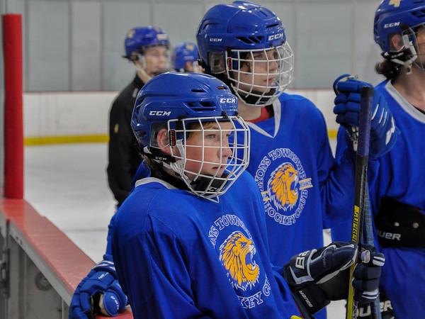 LT Hockey JV Practice September 2019