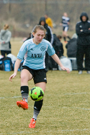 MSSL Spring College Showcase Game 2, April 3, 2015