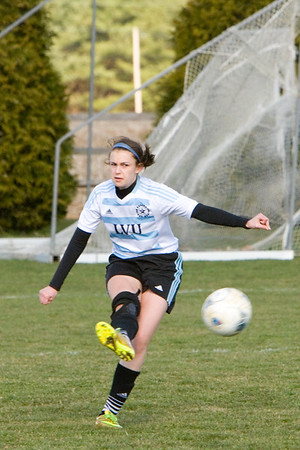 MSSL Spring College Showcase Game 3, April 4, 2015