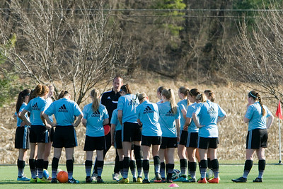 West Schuylkill Athletica @ Iron Lakes, April 12, 2015