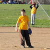 LYSA Gold (Coach MIke) Thursday, April 4, 2011 in Middle Island, NY at Longwood Middle School.