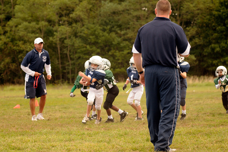 Longwood Lions vs. North Shore Sharks<br /> Sunday, September 18, 2011 at 0900<br /> Shoreham, New York
