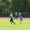 LYSA Football (Coach Crespo) 10 Year Old. Sayville @ Longwood, Sunday, October 9, 2011 in Middle Island, NY at Longwood Jr. High School.