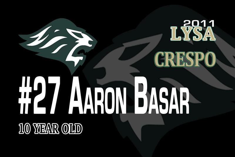 LYSA Lion Pee Wee 5 & 6 Coach Koch vs. Coach Crespo (1st Game)