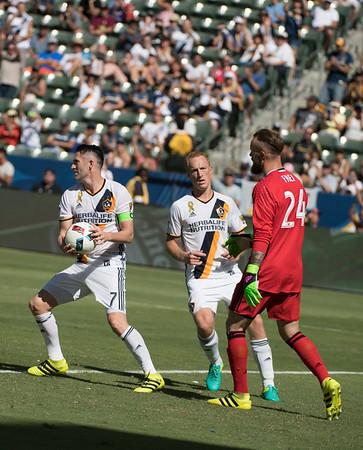 Seatle Sounders FC vs La Galaxy