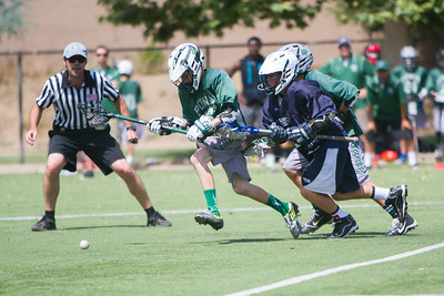 Warriors 3D  5/6 vs Poway Lacrosse