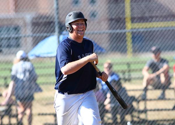 Laces Baseball - Game 2
