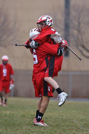 Minneapolis HS Varsity Boys - April 19 2008