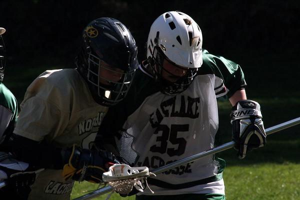 Eastlake Lacrosse @ Northshore March 12 2005