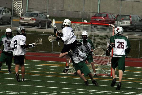 Eastlake Lacrosse vs Bellevue @ Eastlake High School March 5 2005