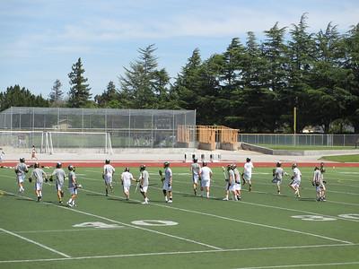 Lacrosse Senior Day, 2012